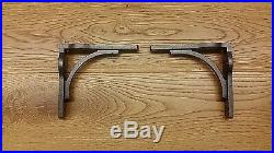 Antique Vintage Style Classic Cast Iron Coat Hooks Signs & Brackets