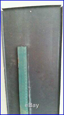 Big Old Vintage Metal Raybestos Thermometer