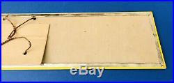 Corgi 1960's Vintage Shopkeepers Hanging Tinplate Metal Display Sign