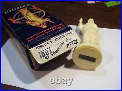 Original 1940s Vintage Dash Blessed Highway auto Companion accessory Rat Hot rod