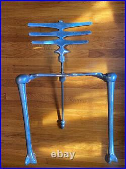 Rare Michael Aram Vintage Skeleton Bone Chair #2 Signed 1994