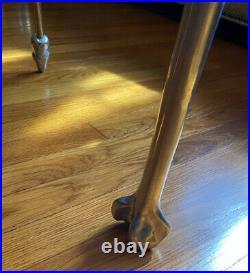 Rare Michael Aram Vintage Skeleton Bone Chair Signed