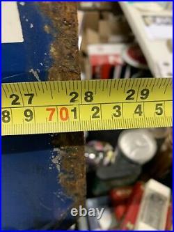 Rare! Vintage Donald Duck Cola Sign 28 X 19 Original Metal