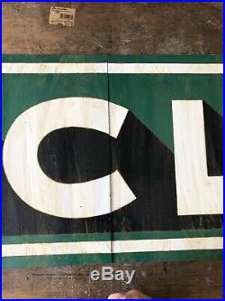 Sinclair Motor Oil Vintage Style Metal Sign Gas Pump Garage Man Cave