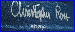Vintage 1985 Signed CHRISTOPHER ROSS Gold Panther Cougar Buckle And Belt