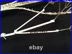 Vintage 1987 Curtis Jere Signed WINTER ELM Metal Art Tree Sculpture 48 RARE