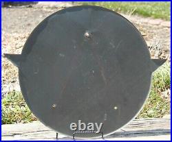 Vintage 19 FLYING A Gas Station Tire Oil Metal Sign