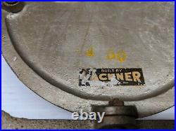 Vintage DUQUESNE BEER NEON & METAL SIGN