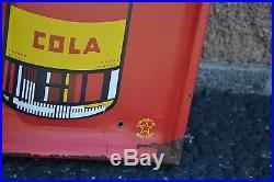 Vintage Drink Royal Crown Cola Metal Sign