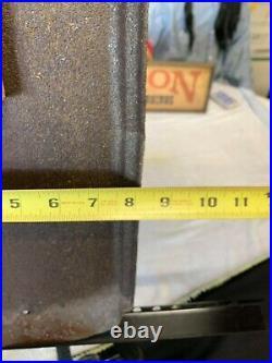 Vintage Metal FROSTIE Root Beer Original 36 Thermometer Sign GAS OIL SODA COLA