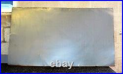Vintage Metal Sign Monro Large great condition 56 x 32