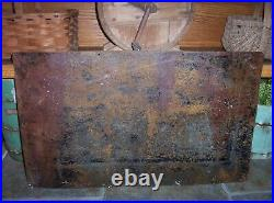 Vintage Original WONDER BREAD 30 Metal Sign Old Bakery GeneralStore Advertising
