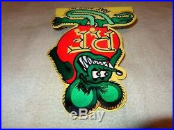 Vintage Rare Rat Fink Ed Roth Speed Shop 12 Metal Gasoline & Oil Sign + Base #2