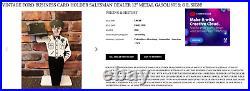 Vintage Studebaker Cars & Trucks 12 Metal Business Card Holder Gas & Oil Sign